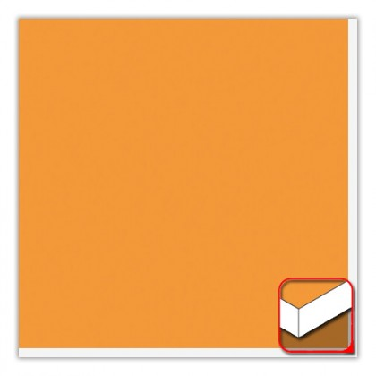ORANGE10-WS14 Passepartoutkarton AlphaUVplus WhiteAlpha 81x101cm 1,40mm