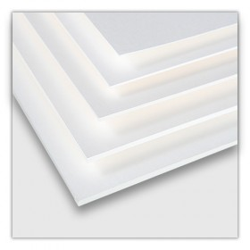 Conservation Board White - 80x100 - 2,5mm